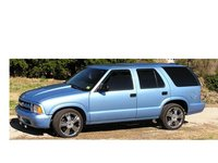 Picture of 1996 Chevrolet Blazer 4 Dr LS 4WD SUV, exterior