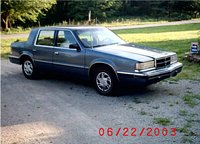 Picture of 1990 Dodge Dynasty 4 Dr STD Sedan, gallery_worthy