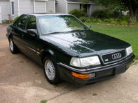 Picture of 1994 Audi V8 4 Dr quattro AWD Sedan, exterior, gallery_worthy