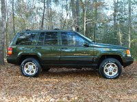Picture of 1996 Jeep Grand Cherokee Orvis 4WD, exterior