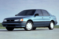Picture of 1992 Hyundai Elantra 4 Dr GLS Sedan, exterior, gallery_worthy