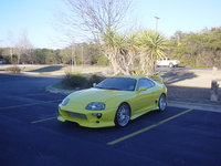 Picture of 1998 Toyota Supra, exterior, gallery_worthy