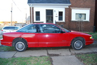1991 Oldsmobile Cutlass Supreme 2 Dr STD Coupe picture, exterior