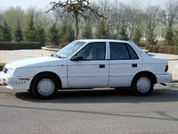 Picture of 1992 Plymouth Sundance 2 Dr America Hatchback, exterior, gallery_worthy