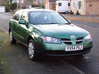 2004 Nissan Almera Overview