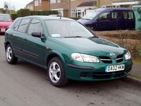 Picture of 2002 Nissan Almera, exterior, gallery_worthy