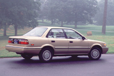 1990 toyota corolla test drive review cargurus 1990 toyota corolla test drive review
