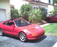 Toyota MR2 Questions - After washing engine car won't rev