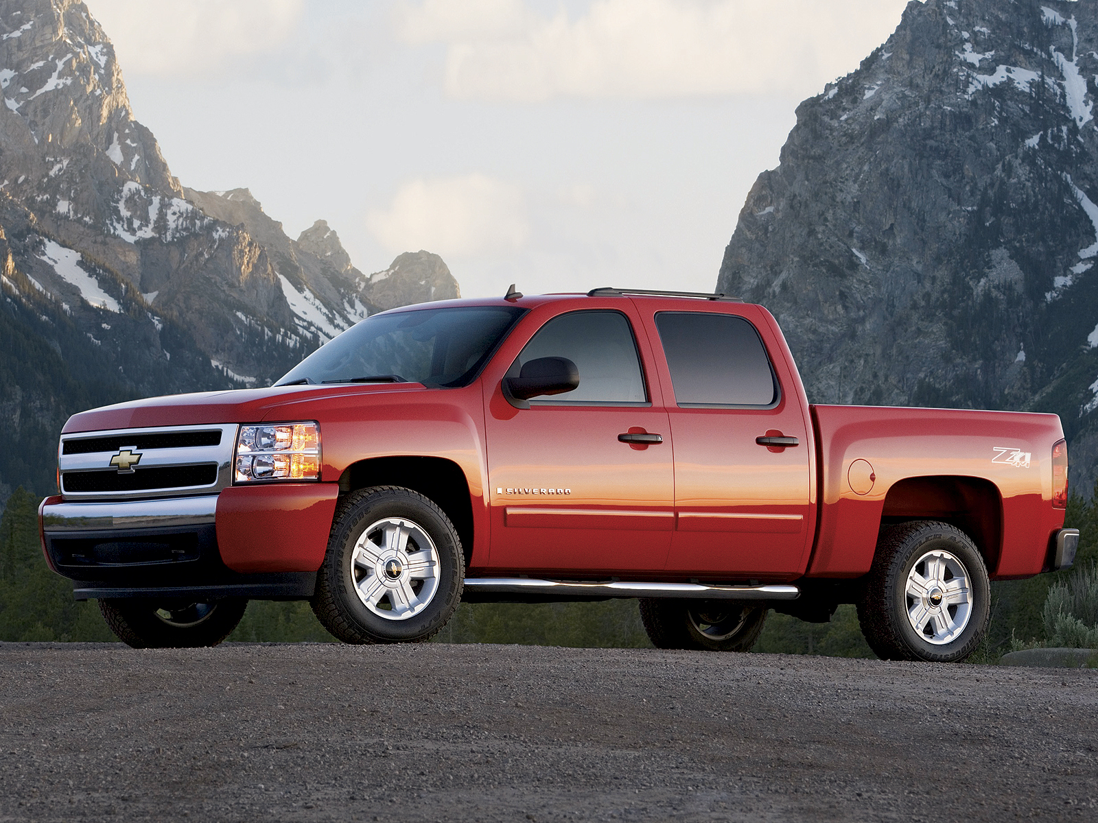 silverado 1500 chevrolet 2008 cab extended truck 2007 cargurus work exterior 4wd