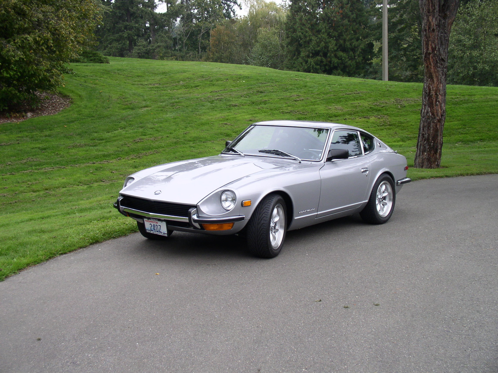 1970 Datsun 240z Pictures Cargurus