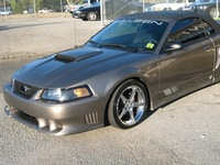 Picture of 2002 Ford Mustang GT Premium Convertible, exterior