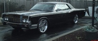 1967 Lincoln Continental picture, exterior
