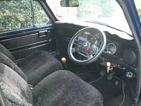 Picture of 1967 Leyland Mini, interior, gallery_worthy