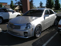 Picture of 2004 Cadillac CTS-V Base, exterior