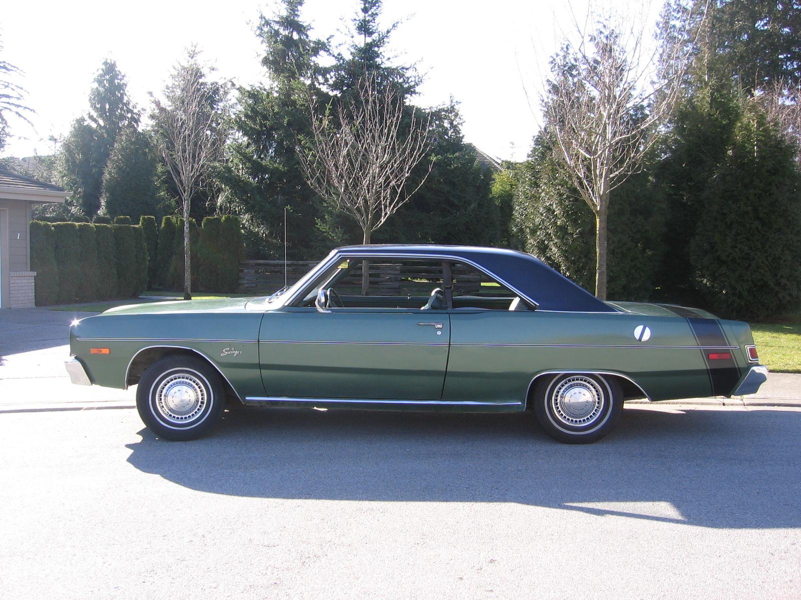 1974 Dodge Dart Pictures Cargurus