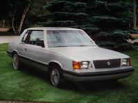 1987 Plymouth Reliant Overview