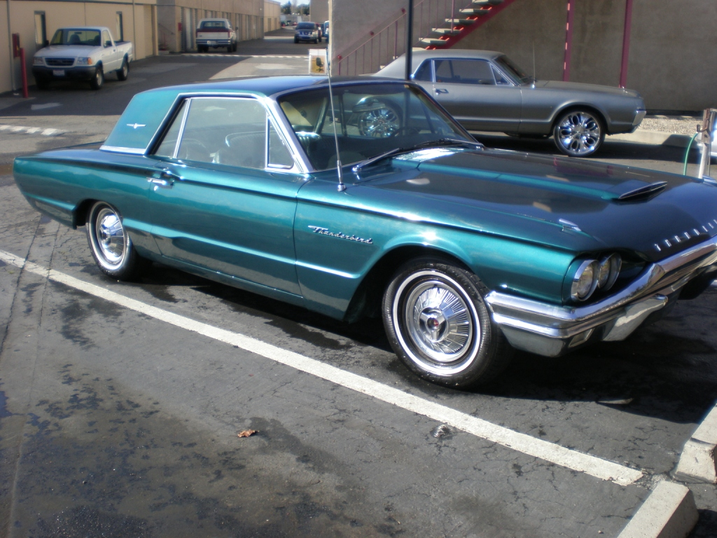 1964 Ford Thunderbird picture  exteriorFord Thunderbird 1964