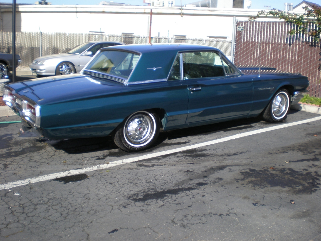 Picture of 1964 Ford Thunderbird  exteriorFord Thunderbird 1964