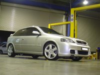 2003 Opel Astra Overview