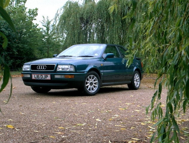 Picture of 1993 Audi 90