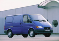2002 Ford Transit Cargo, Picture of 1965 Ford Transit, exterior