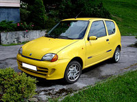 Picture of 1998 FIAT Seicento, exterior