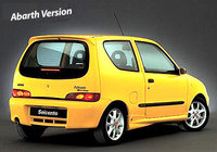 Picture of 2001 FIAT Seicento, exterior, gallery_worthy