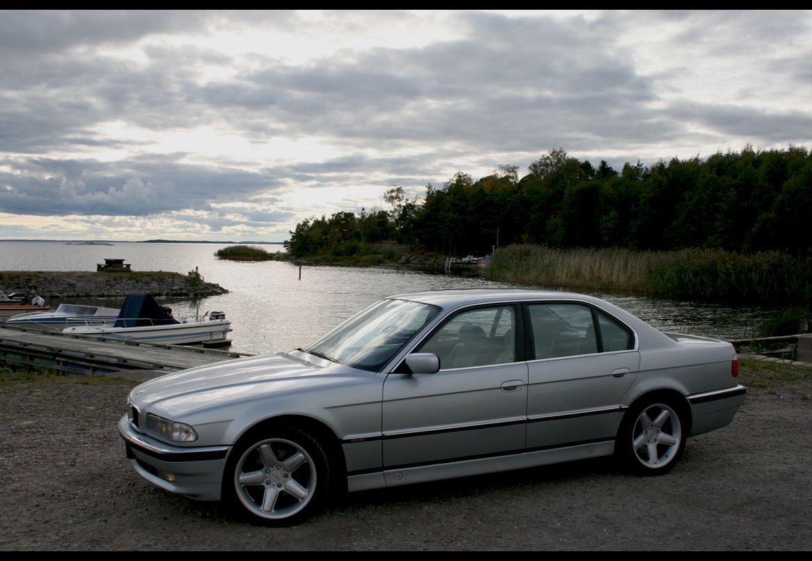 2001 Bmw 7 Series Overview Cargurus