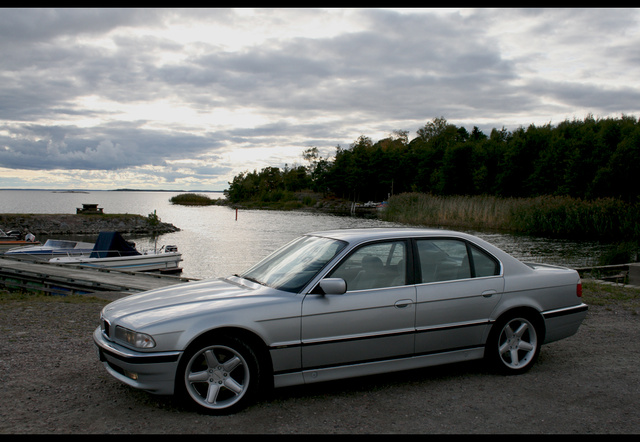 2001 Bmw 7 Series Pictures Cargurus