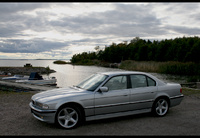 Picture of 2001 BMW 7 Series, exterior