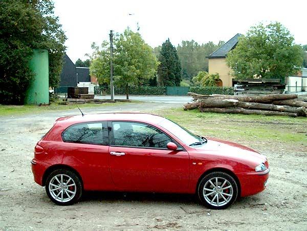 2004 Alfa Romeo 147 Pictures Cargurus