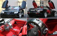 Picture of 2008 Mercedes-Benz SLR McLaren Roadster, exterior, gallery_worthy