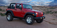 Picture of 2008 Jeep Wrangler Rubicon, exterior