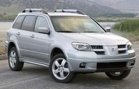 Picture of 2005 Mitsubishi Outlander XLS, exterior