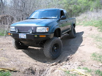 1998 Toyota T100 Overview