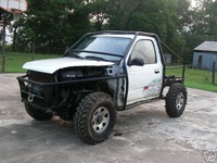 Picture of 1996 Toyota Tacoma, exterior