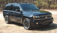 Picture of 2002 Chevrolet TrailBlazer LTZ 4WD, exterior