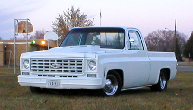 Picture of 1975 Chevrolet C/K 10, exterior, gallery_worthy