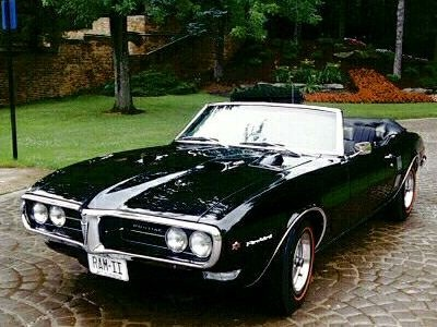Picture of 1968 Pontiac Firebird, exterior