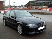 2005 MG ZS Overview