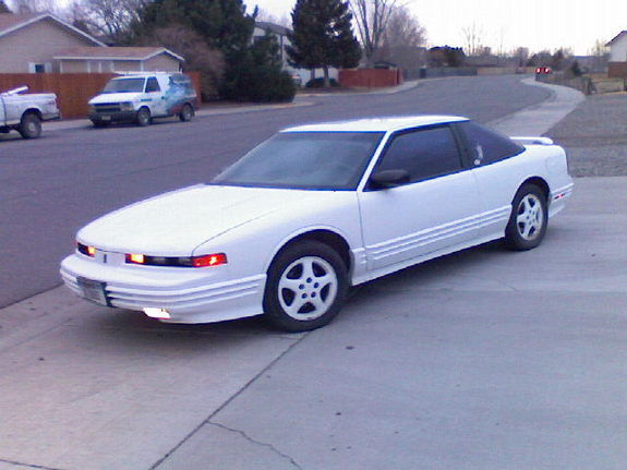 1995 Oldsmobile Cutlass Supreme Sl. tmv from find 1995