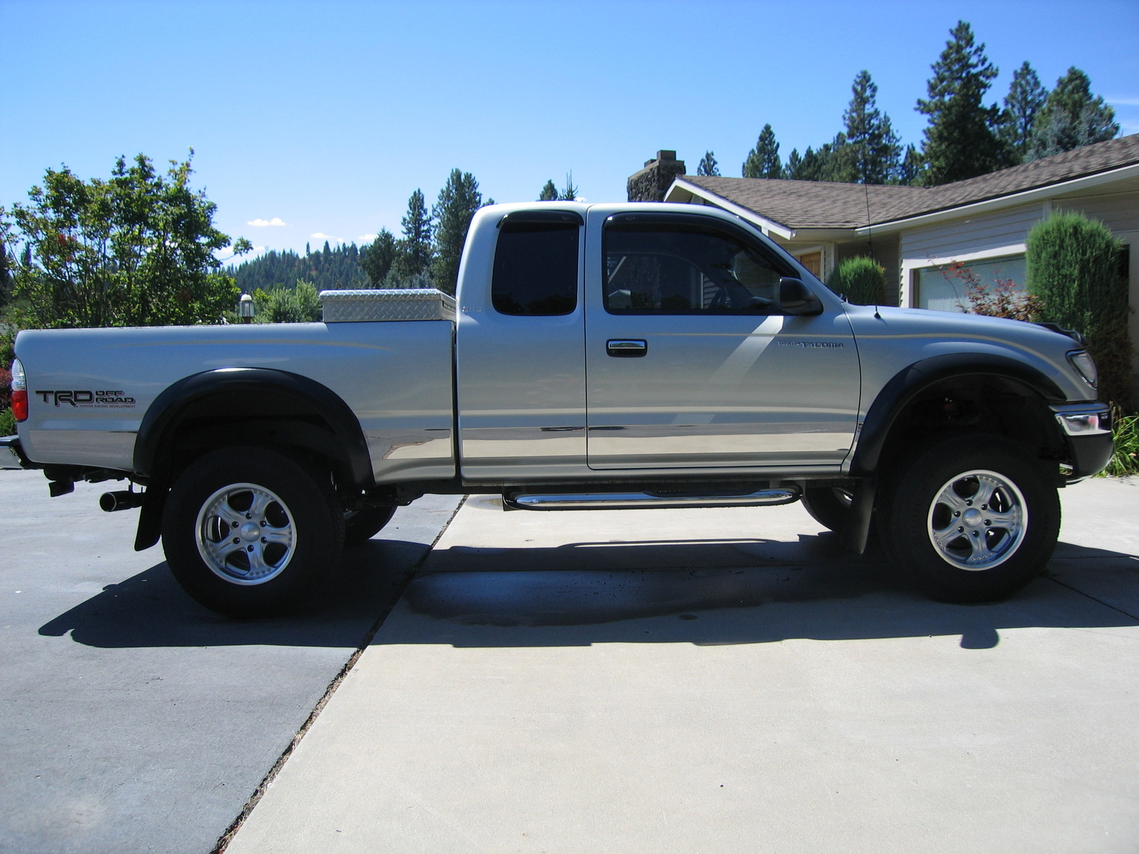 2007 Ford Ranger Prerunner Long Travel Extra Cab