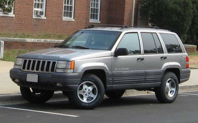Picture of 1995 Jeep Grand Cherokee Laredo 4WD