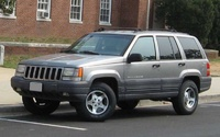 1995 Jeep Grand Cherokee Picture Gallery