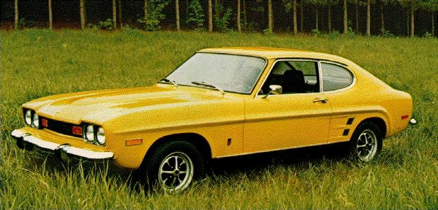 Picture of 1973 Mercury Capri, exterior