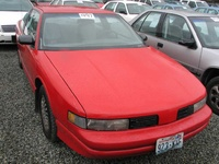1991 Oldsmobile Cutlass Supreme 2 Dr SL Coupe picture, exterior
