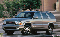1998 GMC Envoy Overview