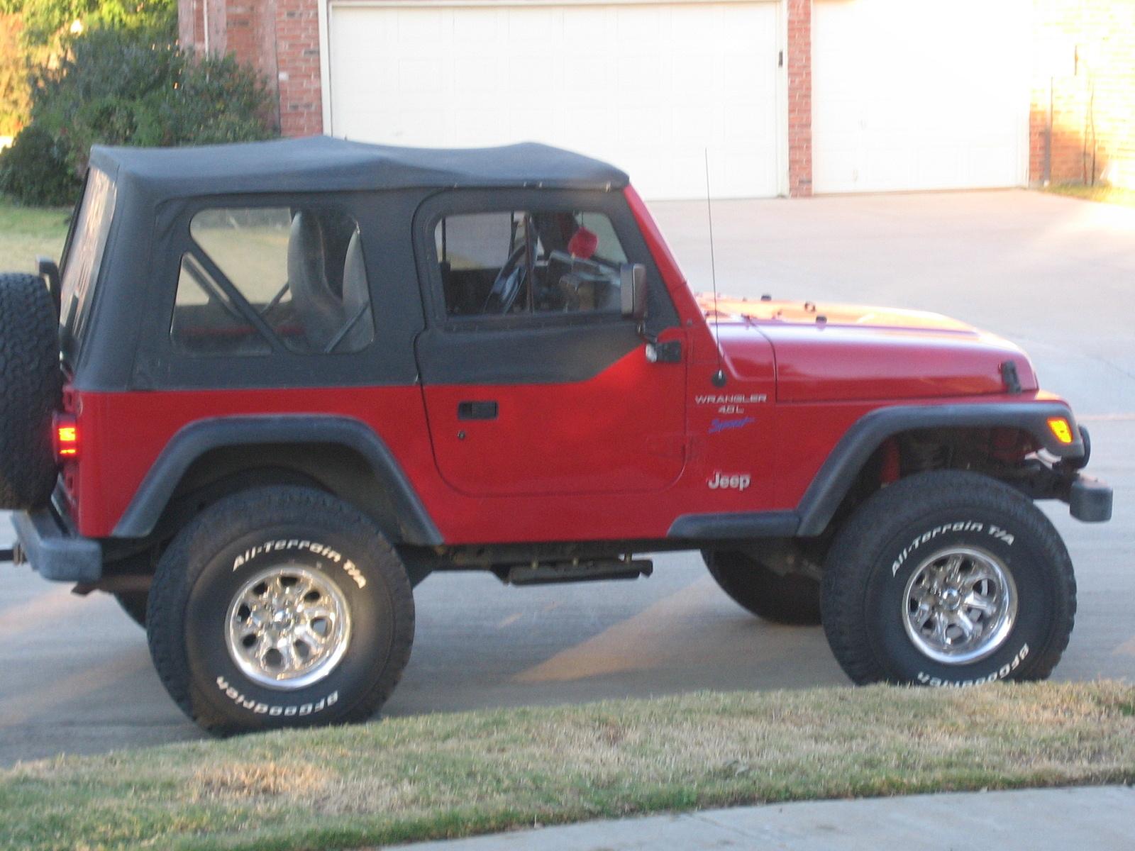 1997 Jeep Wrangler Pictures Cargurus