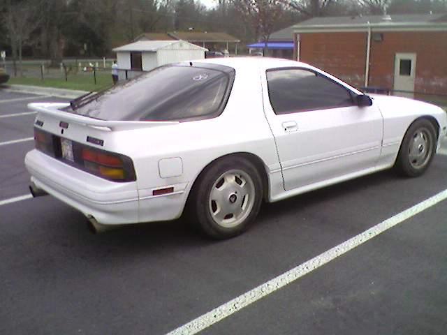 1989 Mazda Rx 7 Pictures Cargurus