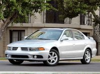 2003 Mitsubishi Galant Picture Gallery